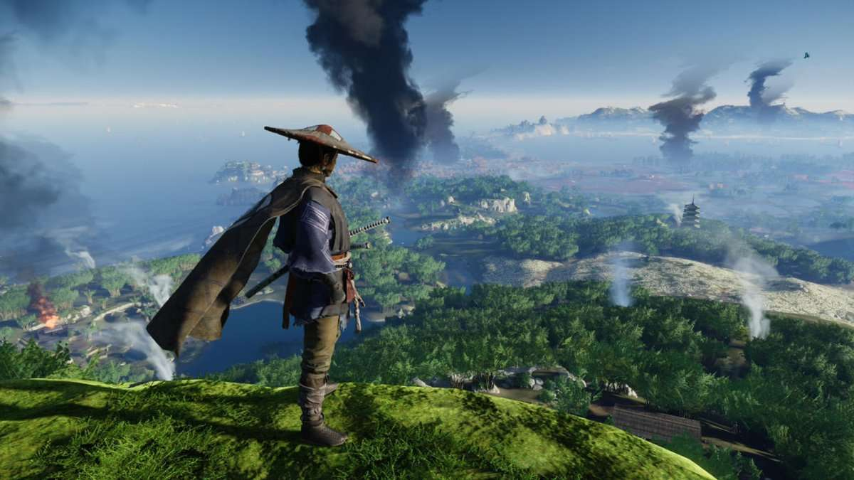 Ghost Of Tsushima's Weather Changes If You're Playing Stealthily