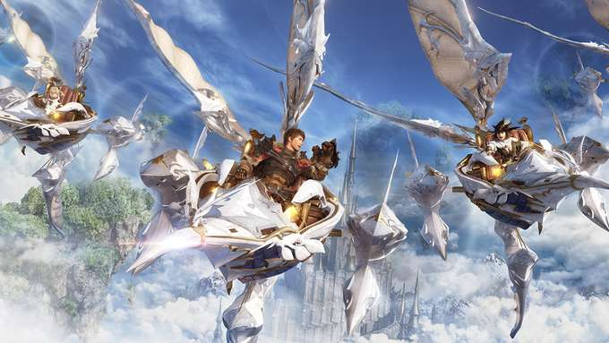 Final Fantasy 14 Free Trial Now Includes Entire Base Game And First Expansion