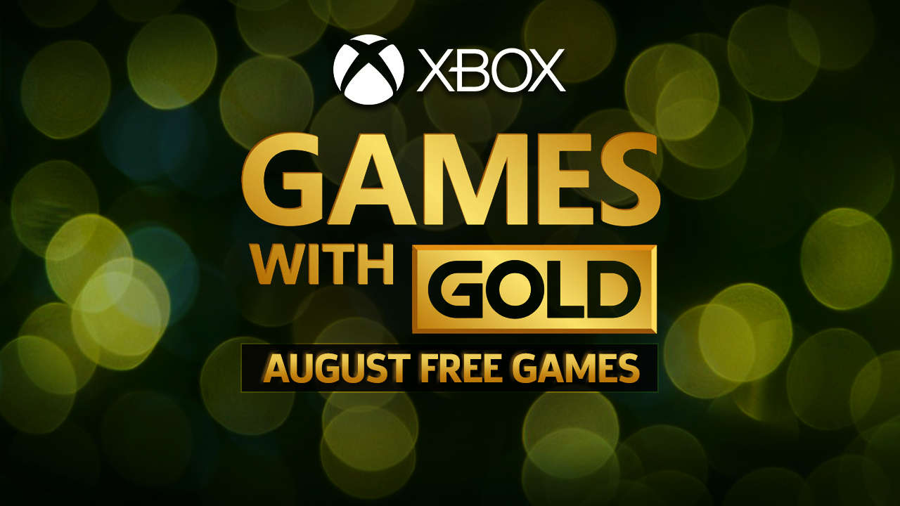 Xbox Games With Gold (August 2020): New Free Games Available