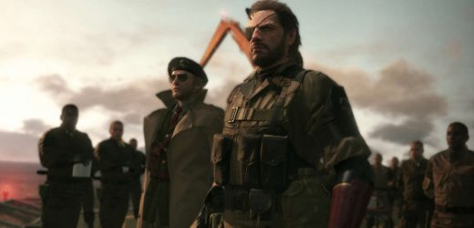 Metal Gear Solid 5 On PS3 Is Now Nuke-Free, Unlocking A Special Cutscene