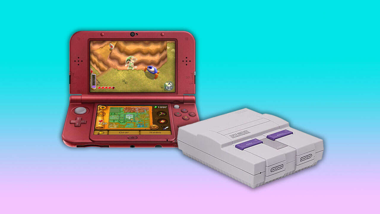 Refurbished 3DS, SNES Classic, And More Consoles Available From Nintendo