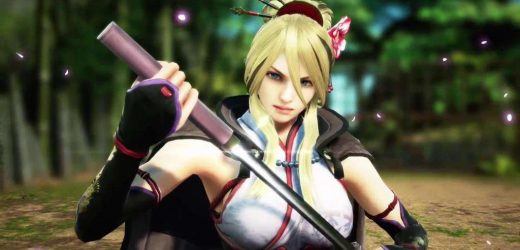 Soulcalibur VI Brings Back This Character After Decade Away