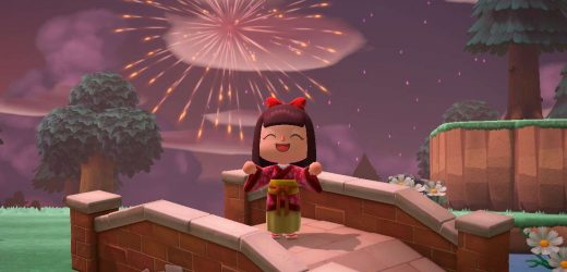 Animal Crossing: New Horizons Fireworks Guide