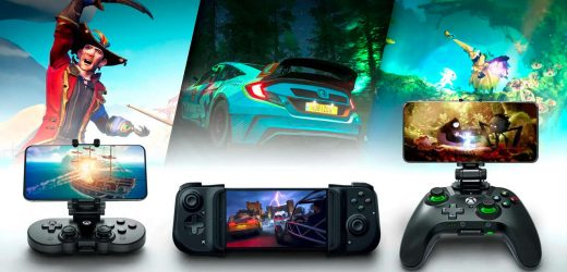 New Project xCloud Accessories Let You Play Xbox One Games On Your Phone