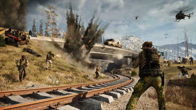 Call Of Duty: Warzone Will Update Alongside Future CoD Games