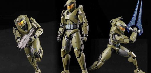 Master Chief Action Figure Is Detailed, Pricey, And Available To Pre-Order Now