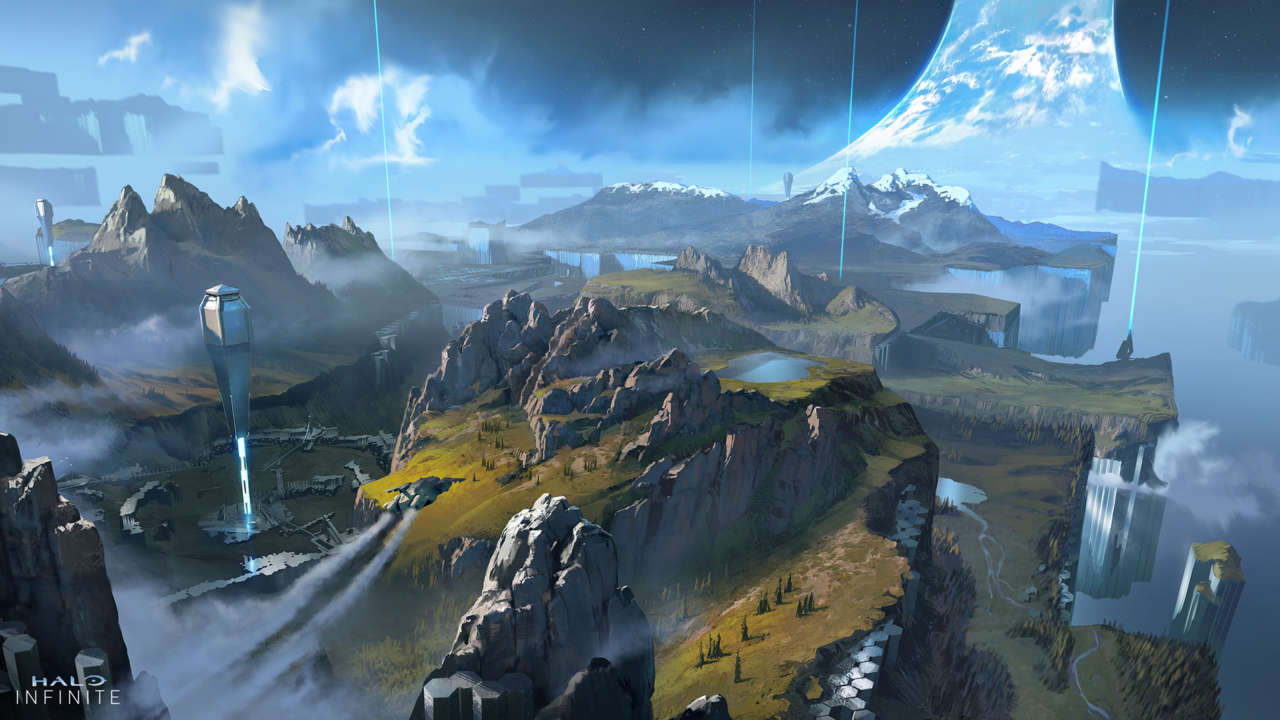 Halo Infinite Adds Another Co-Developer