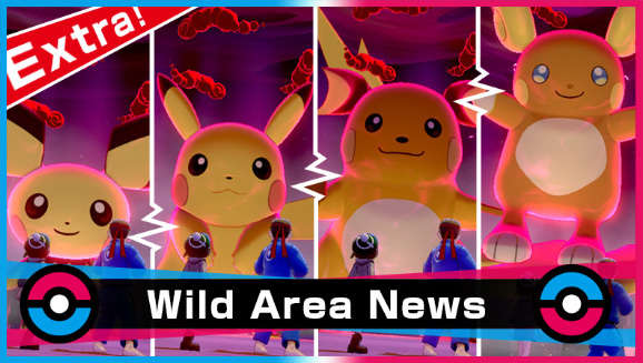 Shiny Pikachu Appearing In Pokemon Sword And Shield's Latest Raid Event