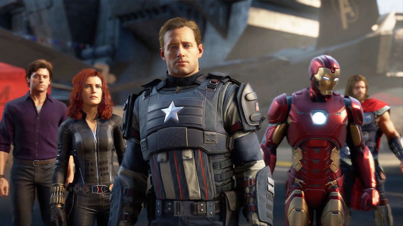 Marvel's Avengers Beta Is Live Now On PS4
