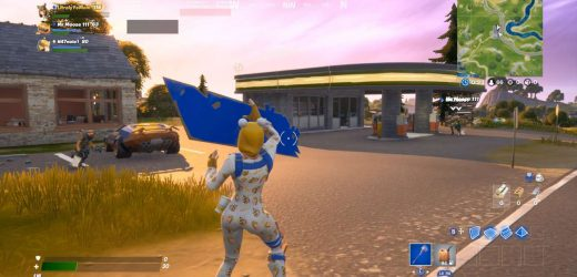 Fortnite Players Are Running Gas Stations In-Game