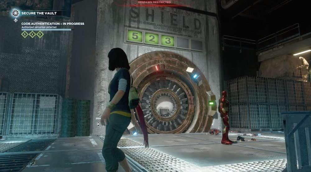 The Marvel's Avengers Beta's Greatest Mission Is A Secret