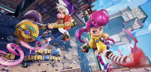 Ninjala Allows For Worldwide Matchmaking With Update 2.0