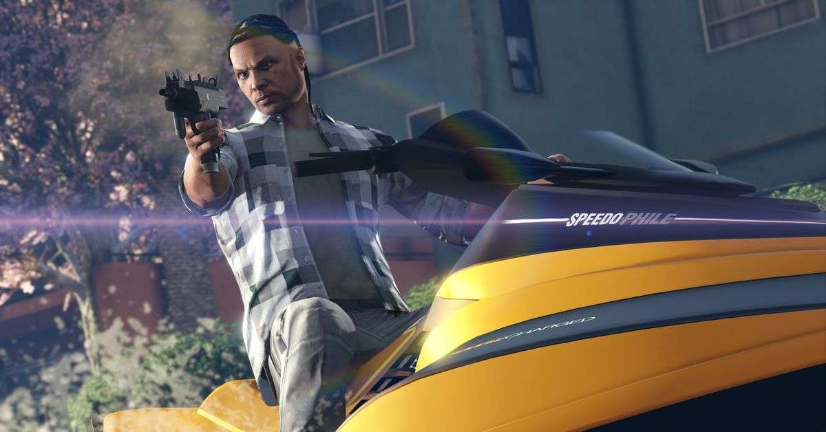 GTA Online's Los Santos Summer Special Update Is Out Now