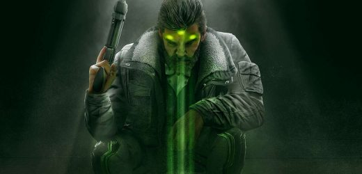 Splinter Cell's Sam Fisher Gears Up For Rainbow Six Siege
