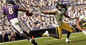 Madden NFL 21 Cover Star Lamar Jackson Reflects On Joining The Elite Club
