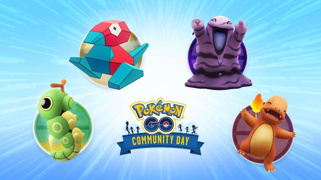 Pokemon Go Is Letting Players Vote For The Next Two Community Day Pokemon