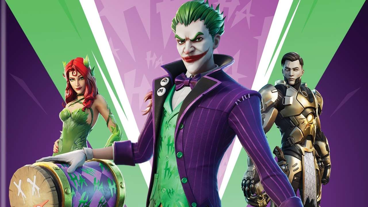 Fortnite: The Last Laugh Lets You Be The Joker, Baby