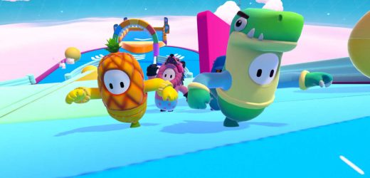 Fall Guys Player Makes Their Own Mini-Games In PS4's Dreams
