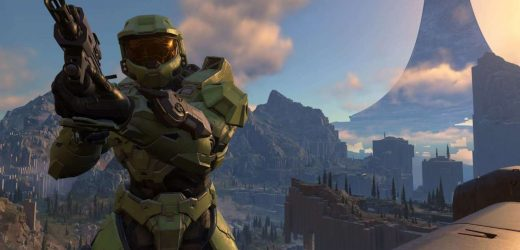 Halo Infinite Demo Has Been Remade Inside Halo 5, And You Can Play It