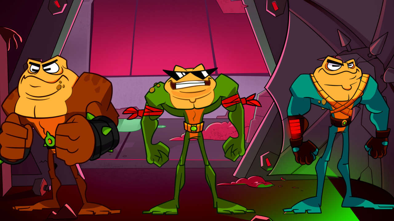 Battletoads Review Roundup: What Critics Are Saying About The Return Of The Toads