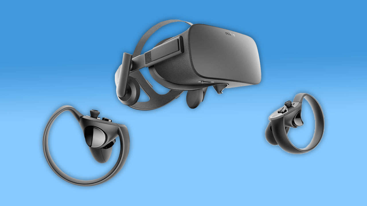 Snag An Oculus Rift With Touch Controllers For An Awesome Price