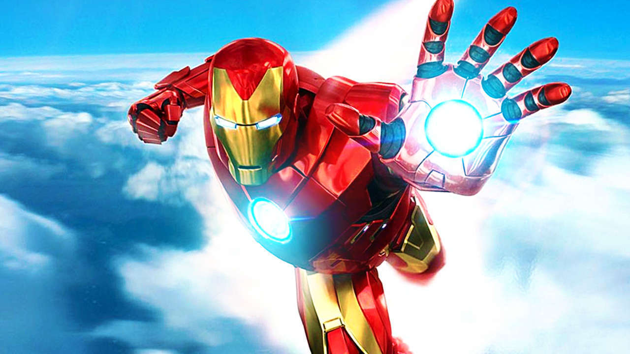 Iron Man VR Adds New Game Plus And Several New Weapons