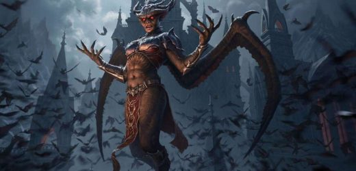 New Elder Scrolls Online DLC Challenges You To Face A Vampire Army