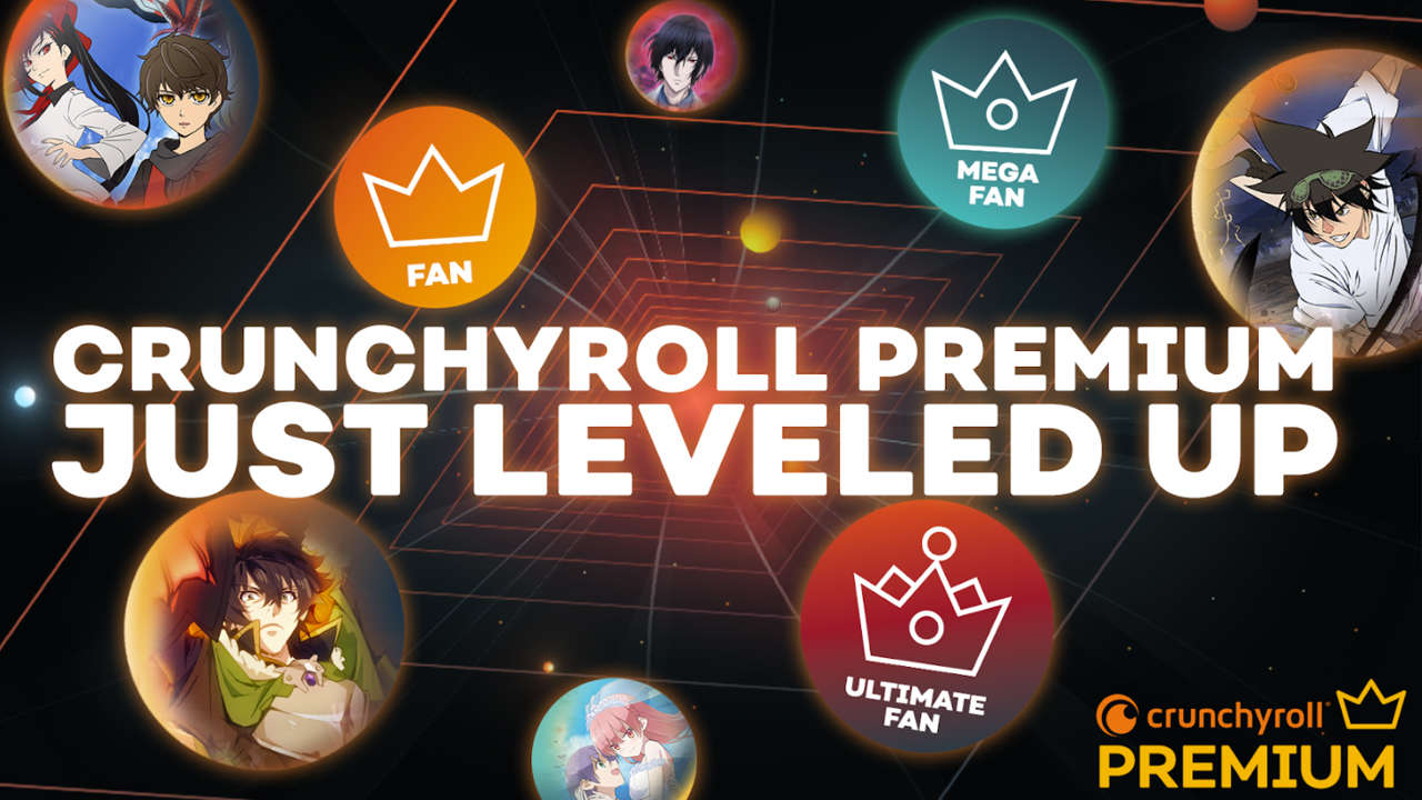 Crunchyroll Adds New Membership Tiers For Anime Service
