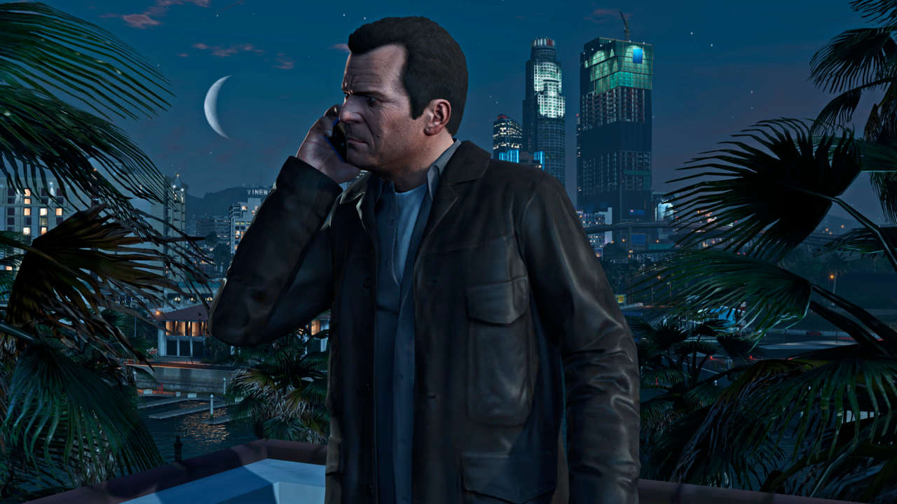 Grand Theft Auto 5: Michael's Actor Shares On-Set Stories, And Wishes There Was DLC