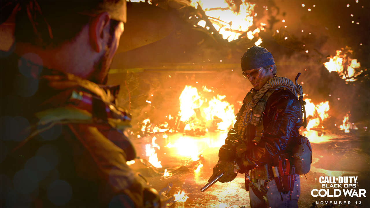Call Of Duty: Black Ops Cold War Open Beta Is Coming To PS4 First