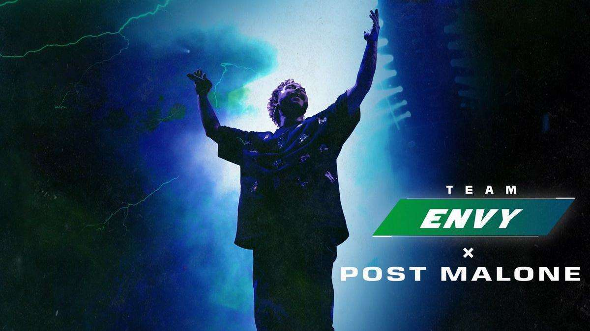 Post Malone Invests In Envy Gaming, A Texas Esports Company