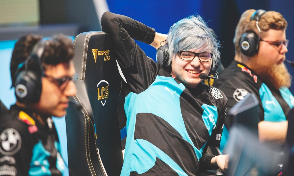 Sneaky confesses that he plans to return to the LCS next year