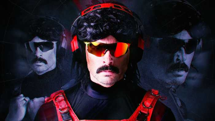 DrDisrespect announces new book titled 'Violence. Speed. Momentum.'