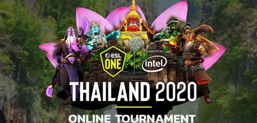 ESL One Thailand 2020: Americas kicks off this weekend