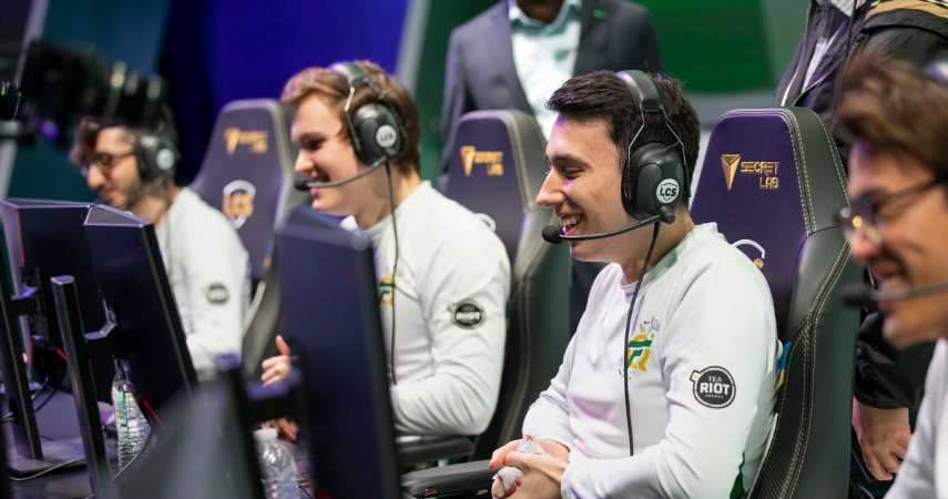 FlyQuest Take Down Cloud9 in Round 2 of LCS Playoffs