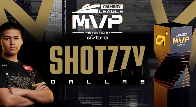 Dallas Empire's Shotzzy Crowned CDL MVP for 2020
