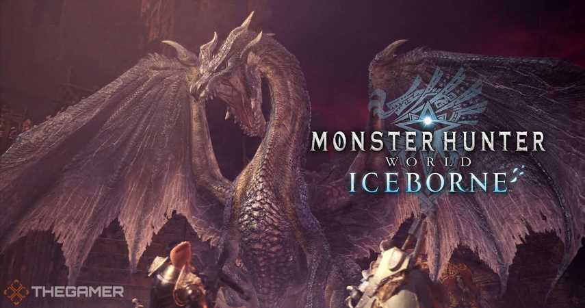 Monster Hunter World: Iceborne's Final Update Will Bring Fatalis Into The Fray