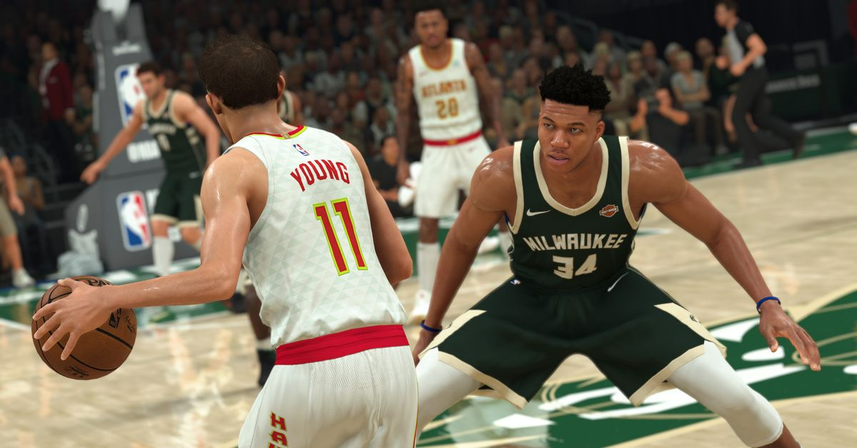 Try out NBA 2K21's new gameplay controls with its demo in two weeks