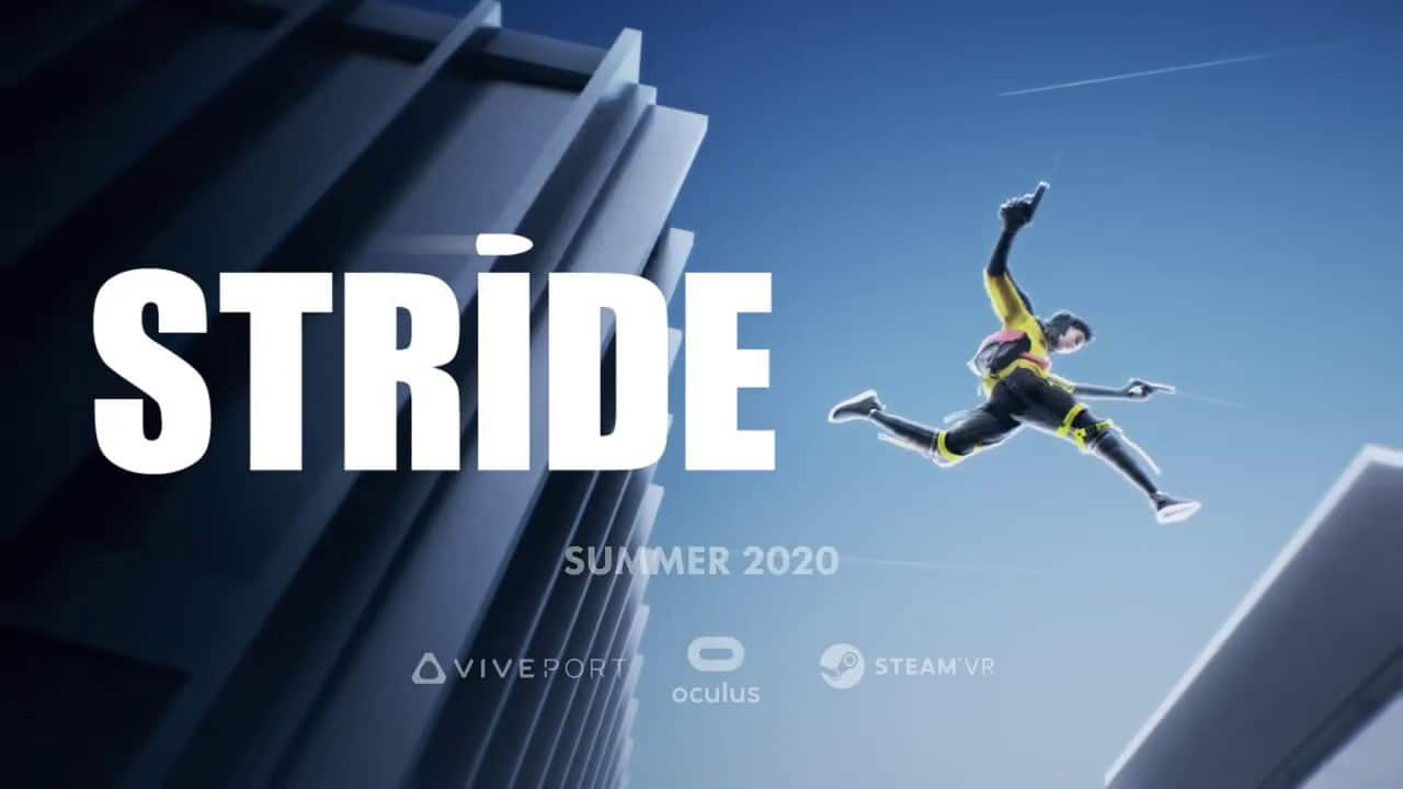 Stride Goes Beyond Mirror's Edge VR In New Trailer, Early Access Soon