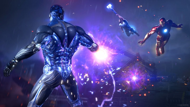 Crystal Dynamics Dives Deeper Into The Threat Of A.I.M. In Marvel's Avengers