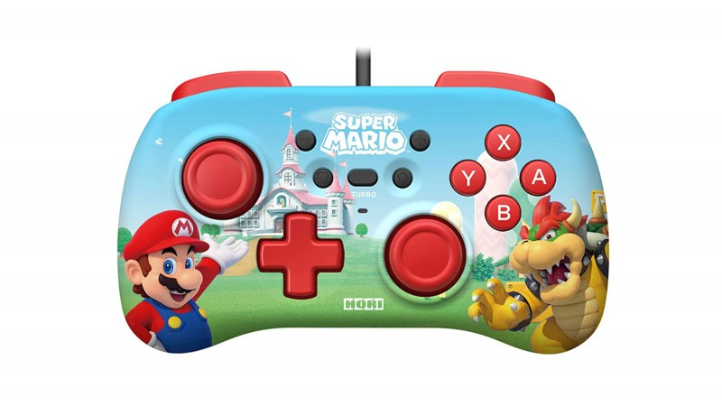 Licensed Mario-Themed Controllers Coming To Switch In September