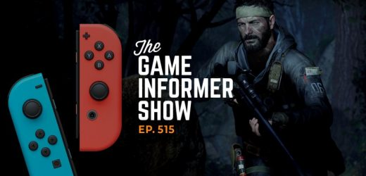 GI Show – Call Of Duty: Black Ops Cold War And Nintendo's Future