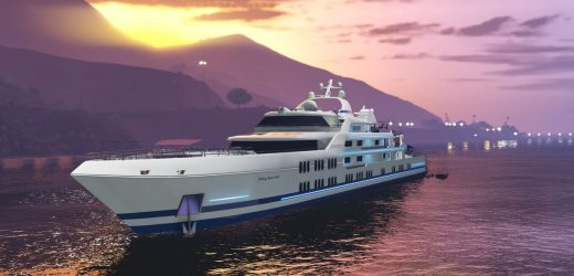 GTA Online's richest players finally have something to do with their useless yachts