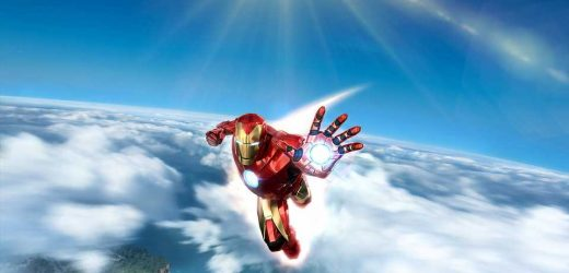 Iron Man VR Tops July US PS Store Charts, Beat Saber Holds EU