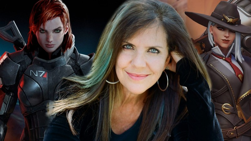 Jennifer Hale On The Power of Fem Shep, Her Favorite Voice Actors, And Adapting To Quarantine