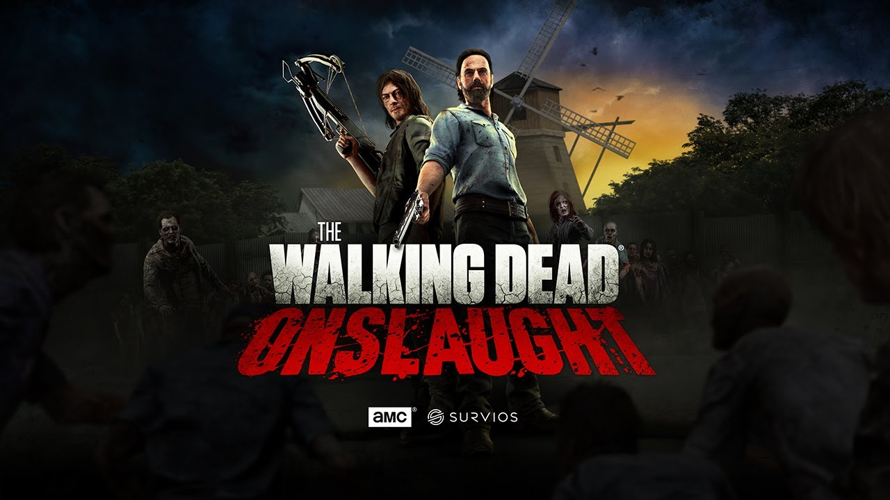 The Walking Dead Onslaught New Trailer, Late September Release Date