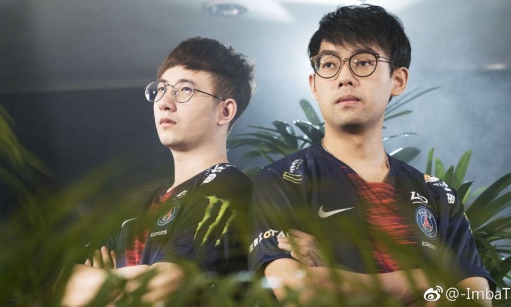 Reports say Maybe and fy left PSG.LGD