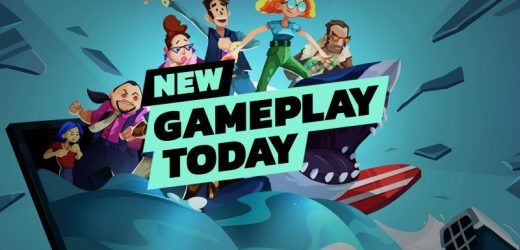 New Gameplay Today – 3 Out Of 10