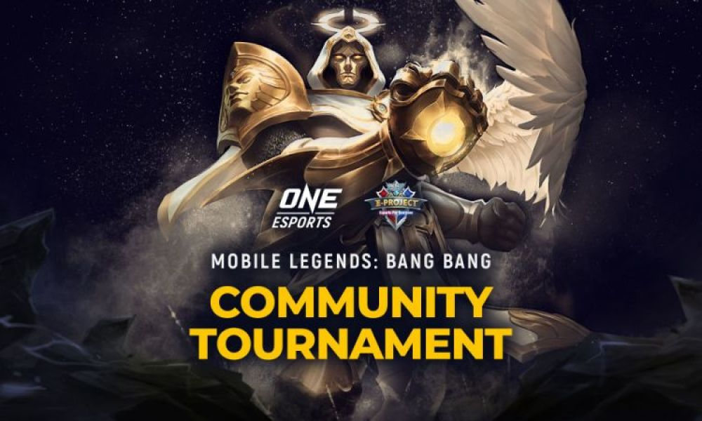 ONE Esports Mobile Legends: Bang Bang community tournaments set to begin