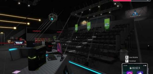 Become an IT hero in PC Building Simulator's new esports expansion